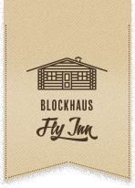 Blockhaus Logo Ribbon